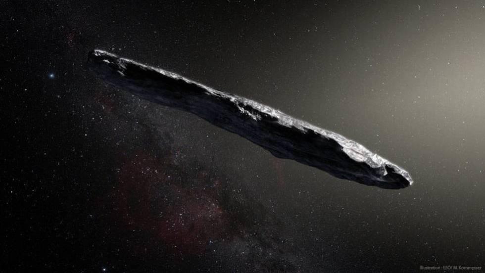 Las incógnitas astronómicas que se explican con extraterrestres