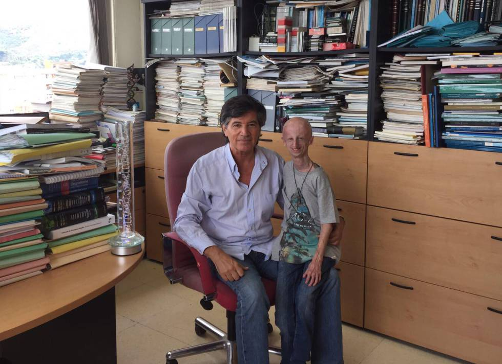 Hacia una cura para el biólogo que envejece a cámara rápida