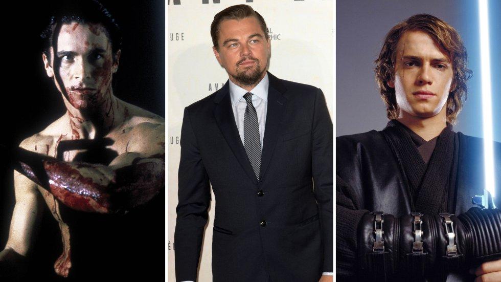 b79cd5188 Cordon Press; Leonardo DiCaprio también tuvo algunos traspiés en su carrera  y si bien ha interpretado varios de