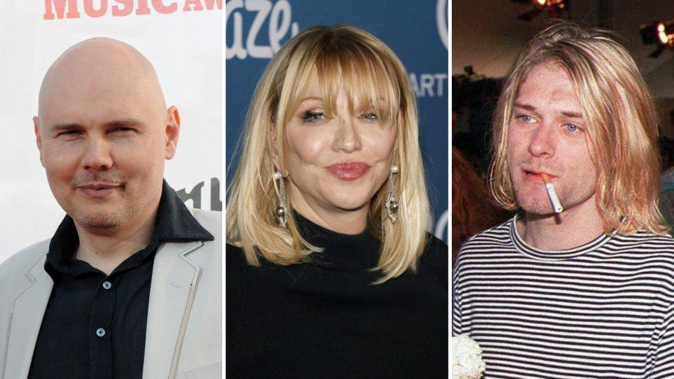 La relación entre Courtney Love y el vocalista de Nirvana, Kurt Cobain, forma parte de la historia de la música, pero sus inicios no fueron tan románticos como se esperaría. En los años noventa Love salía con Billy Corgan, el cantante de The Smashing Pumpkins. La banda compartía escenario entonces con Nirvana y durante las visitas a su pareja, la artista compartía tiempo con Cobain. De hecho, su hija Frances Bean Cobain fue concebida en una visita que Love le hacía a Corgan, tal como confesó Love en una entrevista para el libro 'I Want My MTV: The Uncensored Story of the Music Video Revolution'. Finalmente, Love y Cobain se casaron en 1992 y meses después la cantante dio a luz a su hija. Dos años después, el vocalista de Nirvana se quitó la vida.