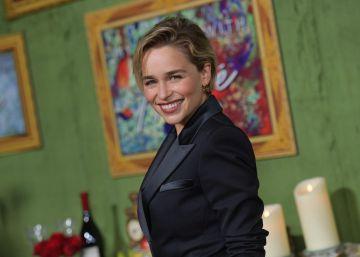Emilia Clarke desvela que sufrió dos aneurismas tras la primera temporada de 'Juego de tronos'