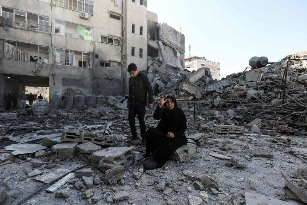 Fotos: El bombardeo israelí contra Gaza, en imágenes | Internacional | EL  PAÍS