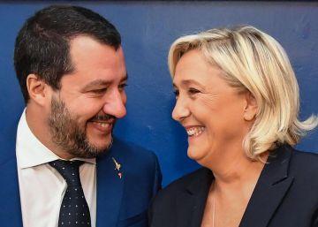 La ultraderecha, la gran ausente del debate europeo