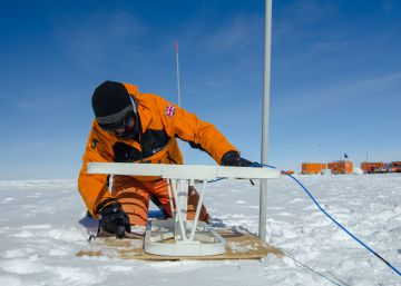 A la caza del hielo más viejo de la Tierra