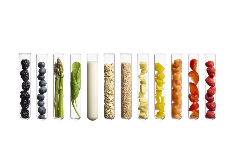 Estos son los cinco nutrientes que necesitamos para vivir (y así es como funcionan)