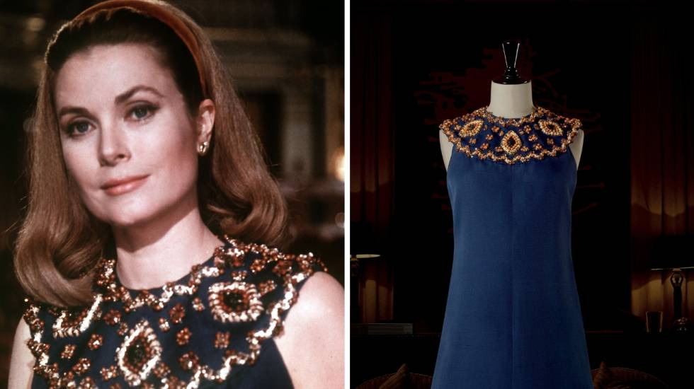 Christian Dior, el otro romance de Grace Kelly