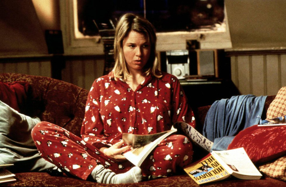 Renée Zellweger achieved her greatest success by playing Bridget Jones in the movie 'The Bridget Jones Diary' (pictured). A character that has forced her to change her appearance and weight in each of her deliveries. For the first film he had to gain 13 kilos and learn the British accent.