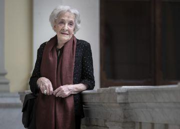 Ida Vitale: Esas palabras que me cantan