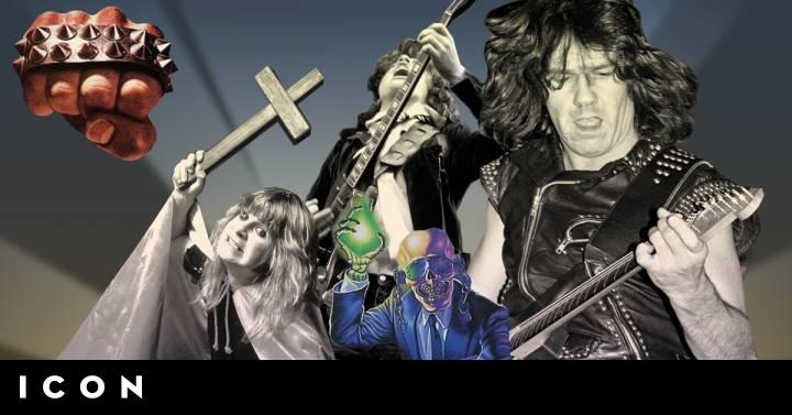 25 Discos De Heavy Metal Que Tienes Que Escuchar Antes De Morir Aunque No Seas Heavy Icon El País