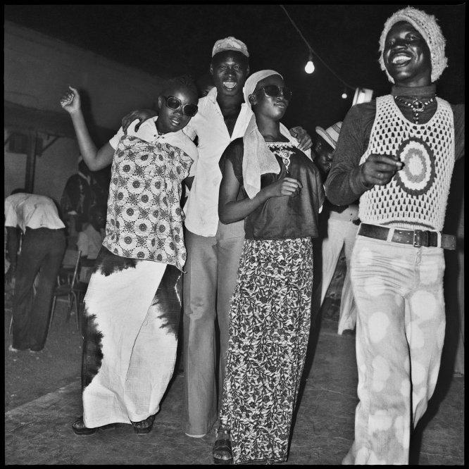 Volta Dancing party, 1982