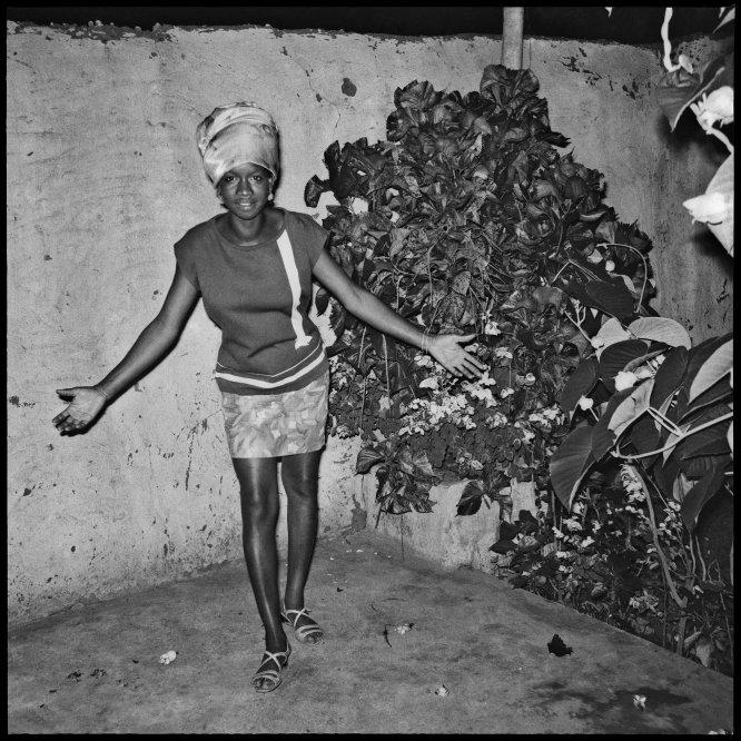 Uma jovem na Calebasse d'Or, 1969