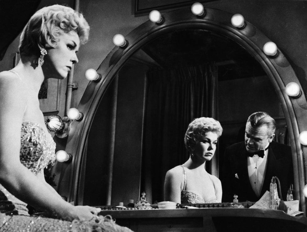 La actriz Doris Day en la película 'Quiéreme o déjame', dirigida por Charles Vidor.