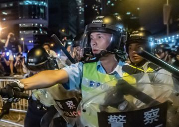 Las protestas de Hong Kong, en imágenes