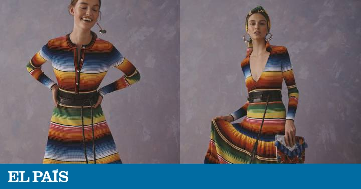 edb1cff1d3 México acusa a Carolina Herrera de apropiación cultural por su colección  más reciente   Estilo   EL PAÍS