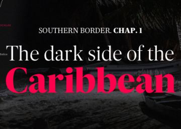 The dark side of the Caribbean