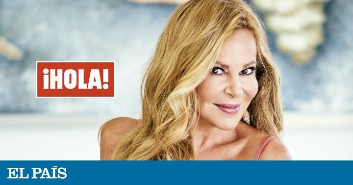 20ed002497f0 Ana Obregón retoma sus posados de verano, esta vez con exclusiva ...