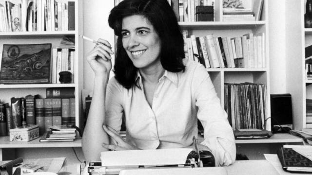 Susan Sontag, el divorcio que le costó la autoría de un libro