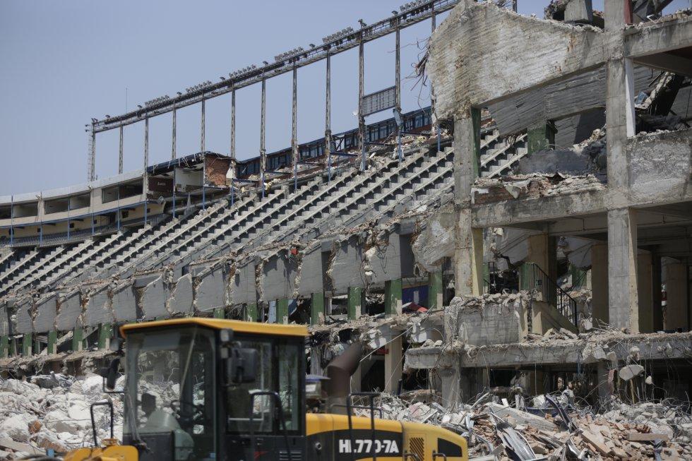 La transacción del terreno que ha ocupado el estadio del equipo de fútbol se ha cerrado por un importe de unos 100 millones de euros, según informaron a Europa Press en fuentes del sector.