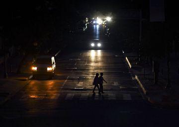 Nuevo apagón en Venezuela