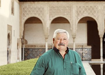 The Alhambra's own constant gardener