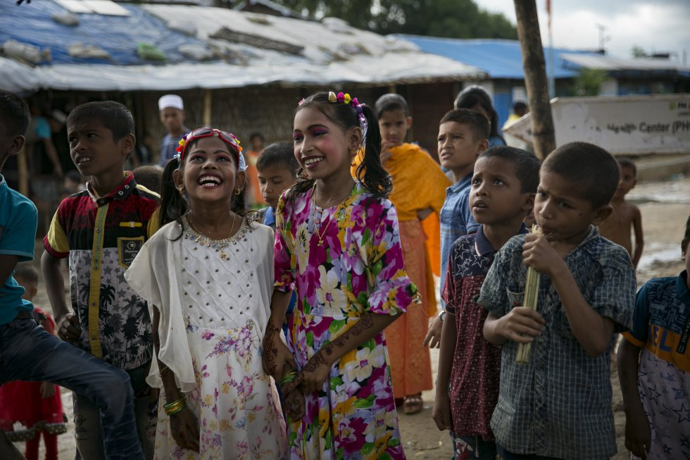 Los rohingyas han sido históricamente discriminados en Birmania, un país que no les reconoce ningún derecho y que les deja en una situación de apatridia.