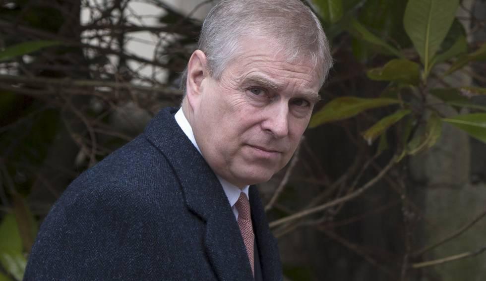 El príncipe Andrés se retira de la vida pública tras el escándalo del 'caso Epstein'