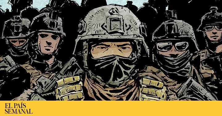 Videocómic   La batalla de Mosul