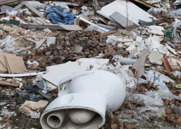 Why most recyclable construction waste is being dumped illegally in Spain