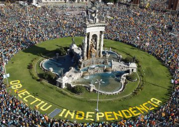On Catalonia Day, separatists vow to keep working for independence