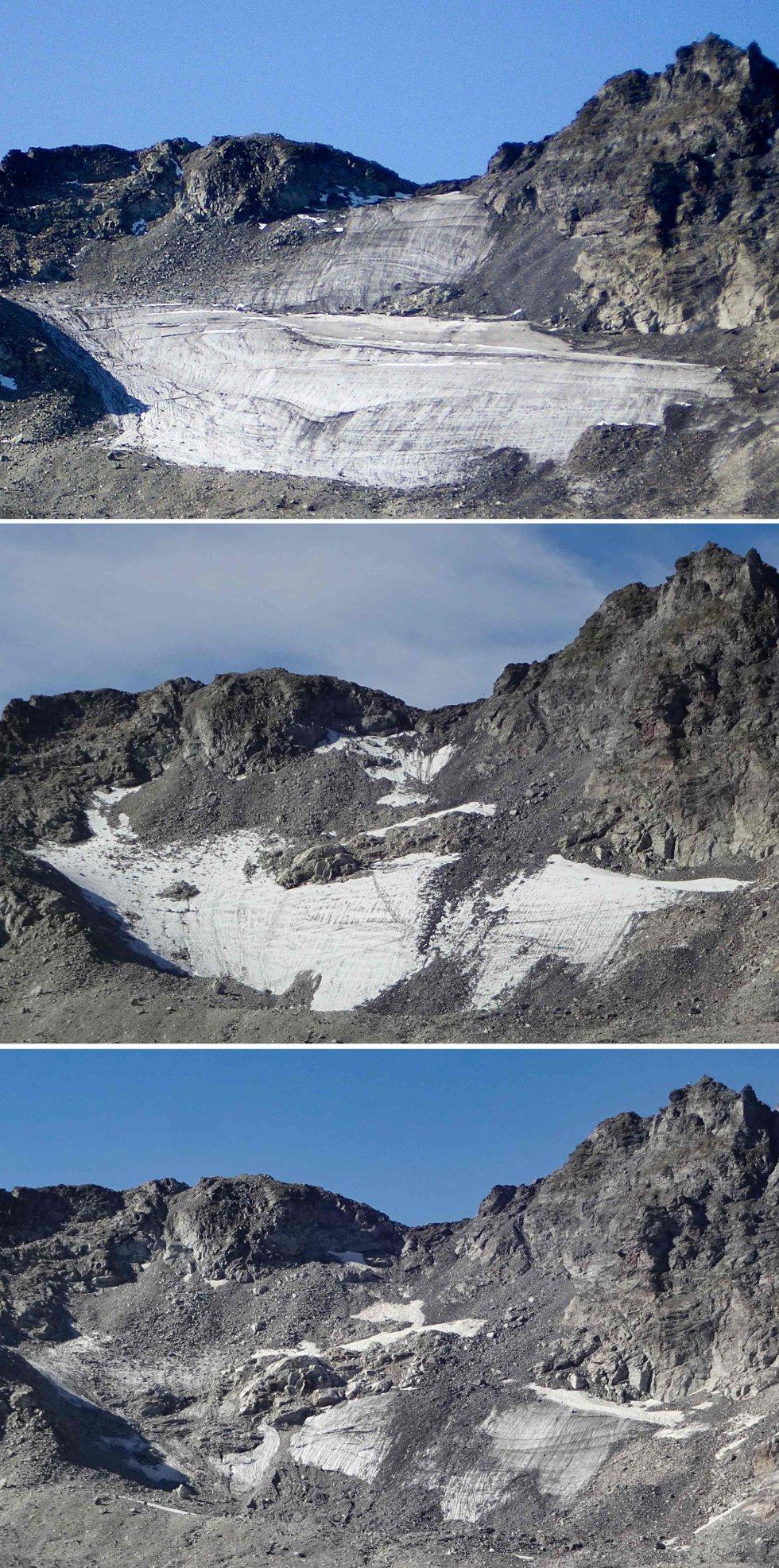 Resultado de imagen para glaciares en suiza e islandia