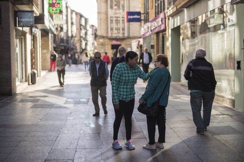 Soria ronda el 8% de desempleo y es la segunda provincia con menos extranjeros de España, según datos oficiales.