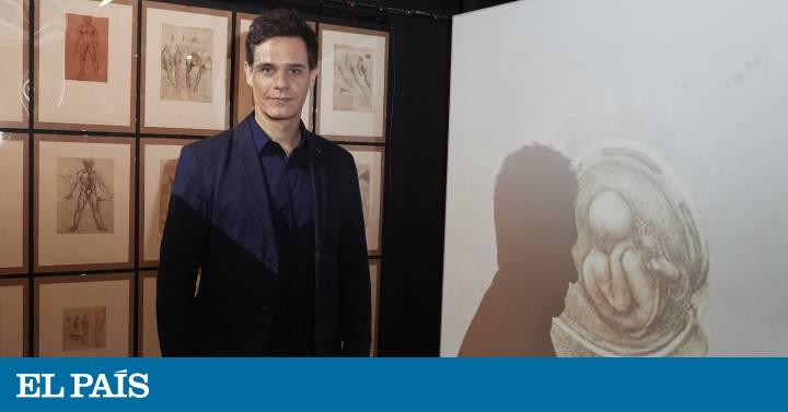 La vida profesional de Christian Gálvez es algo más que 'Pasapalabra'