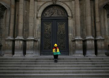 La crisis en Bolivia, en imágenes