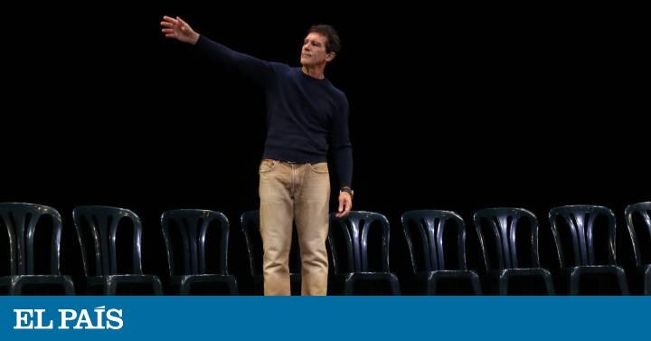 Málaga se llena de estrellas para el estreno del musical de Antonio Banderas - EL PAIS