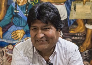 "Evo Morales ready to return to ""pacify Bolivia, not as a candidate"""