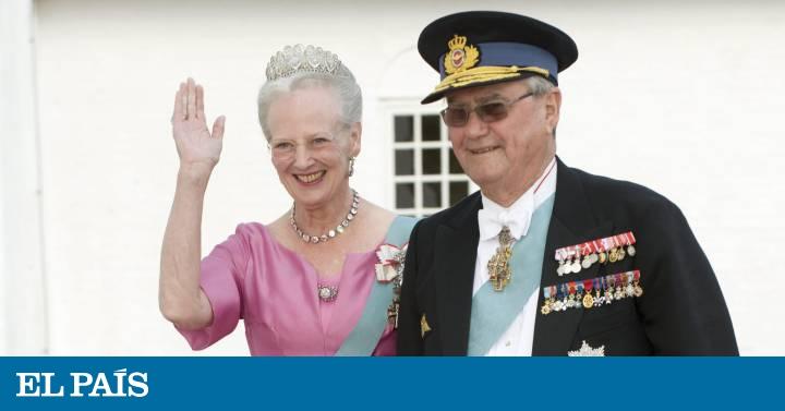Las confesiones matrimoniales de la reina Margarita de Dinamarca - EL PAIS