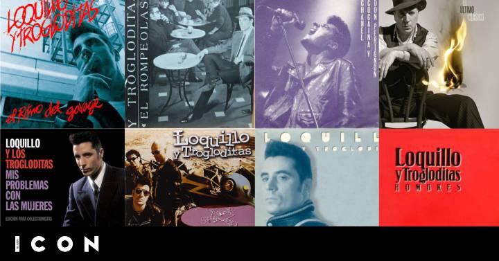 Cuatro décadas de clásicos españoles, a análisis: las 100 mejores canciones de Loquillo