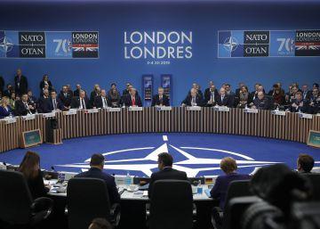 La primera jornada de la OTAN, en imágenes
