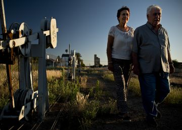Spain's dying railroad towns: Trying to catch a new train to prosperity