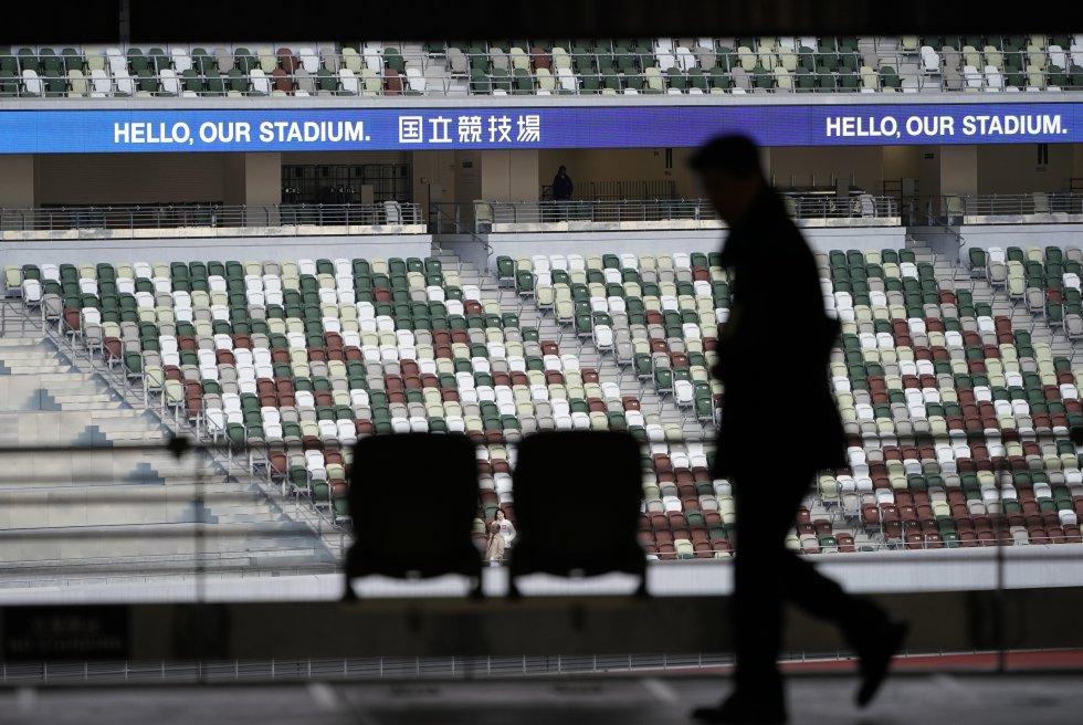 El calor del verano japonés es una de las principales preocupaciones de los organizadores de los próximos Juegos Olímpicos.