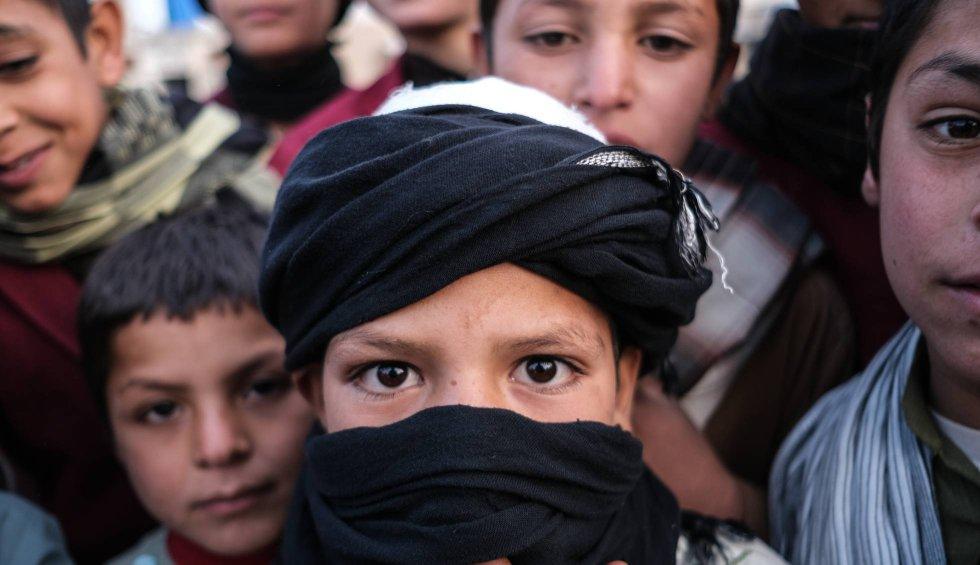 Solo en los nueve primeros meses de 2019, nueve menores de edad murieron o fueron mutilados cada día por un conflicto que dura ya 40 años