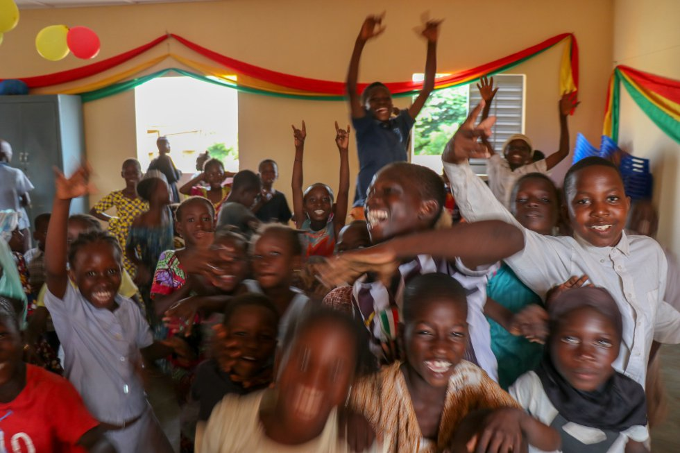 En Kidal, una de las zonas más afectadas por el conflicto armado en Malí, el 79% de los centros educativos han desaparecido, según Unicef. A final del año escolar de 2019, más de 900 escuelas en todo el país permanecían cerradas.