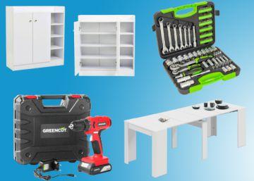 Grandes rebajas en kits de bricolaje y muebles de montaje fácil para la casa