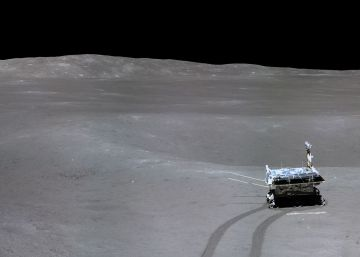 China desvela de qué está hecha la cara oculta de la Luna