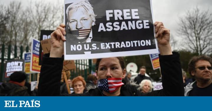 Tribuna   Assange, la prensa en peligro