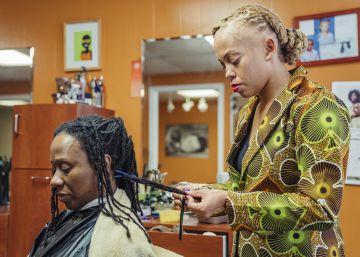 La lucha por el pelo afro en Estados Unidos