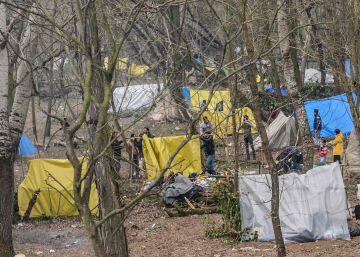 La crisis humanitaria en la frontera entre Turquía y Grecia, en imágenes