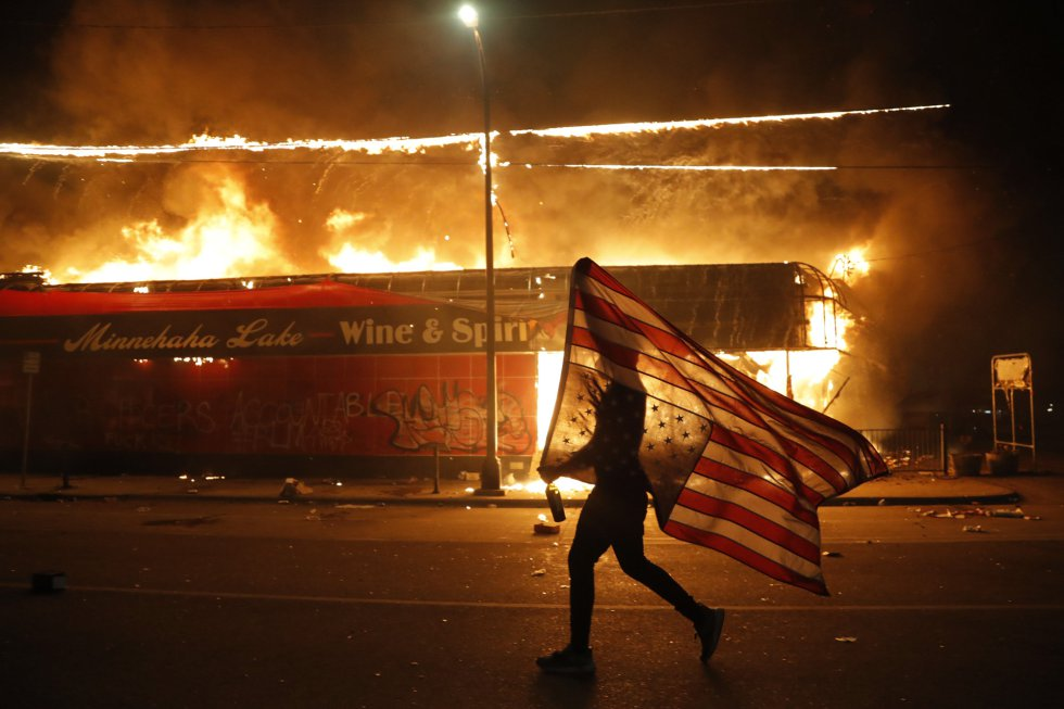 Fotos: Las protestas por la muerte de George Floyd en Minneapolis, en  imágenes | Internacional | EL PAÍS