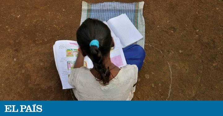 """La ONU pide reabrir escuelas para evitar una """"catástrofe generacional"""""""