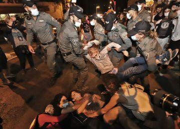 Protagonistas de una protesta de nuevo cuño en Israel